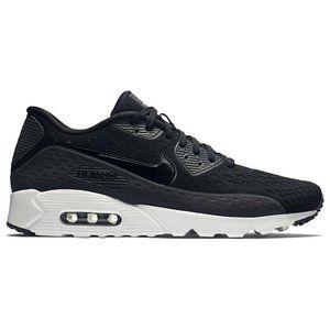 Nike Air Max 90 Breathe Black & White Men Size 14